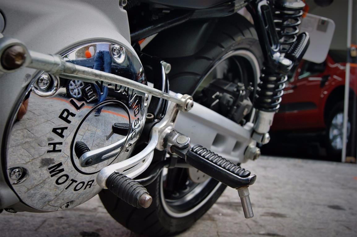 Sportster da Harley-Davidson está em produção há 60 anos